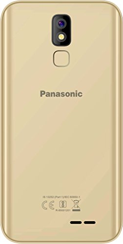 Panasonic P100 (Panasonic EB-90S50P1CN) 16GB Gold Mobile