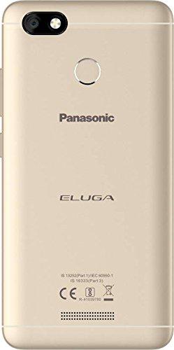 Panasonic Eluga A4 32GB Champ Gold Mobile