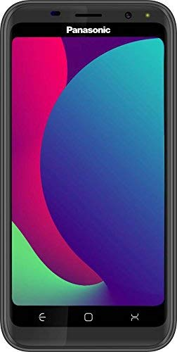 Panasonic P100 (16GB, 1GB RAM) Dark Grey Mobile