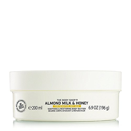 The Body Shop Almond Milk and Honey Body Butter 196ml