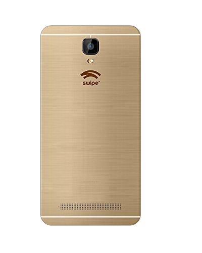 Swipe Elite Dual 4G 8GB Gold Mobile