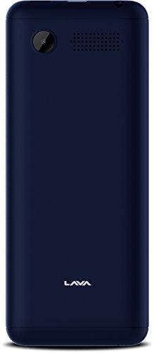 Lava Prime Blue - Silver Mobile