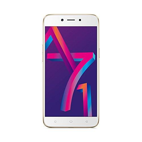 Oppo A71 CPH1801 16GB ROM 3GB RAM Gold Mobile