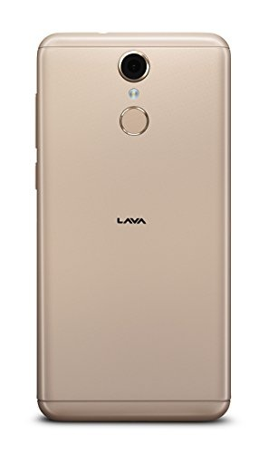 Lava Z70 16GB Gold Mobile