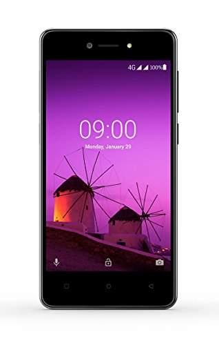 Lava Z50 8GB Black Mobile