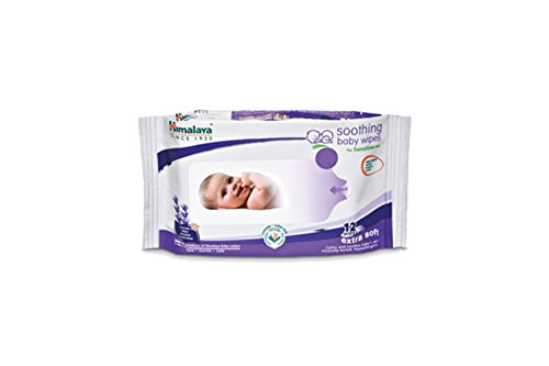 Himalaya Gentle Baby Wipes, 144 + 24 Pieces