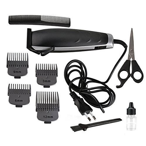 Kemei KM 4702 Electric Wired Beard & Hair Clipper Trimmer