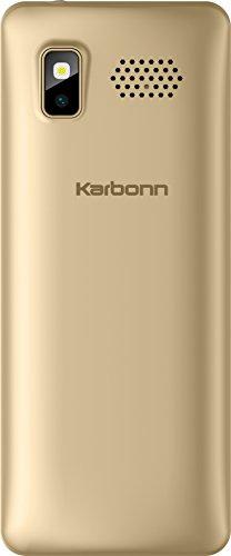 Karbonn K111 Superstar (Gold Mobile Mobile