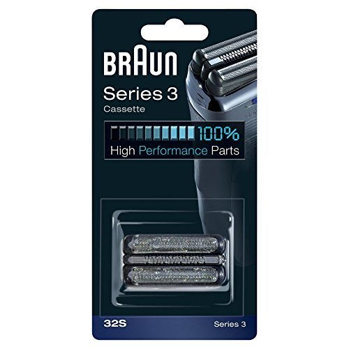 Braun Series 3 32S Replacement Multi Foil Silver