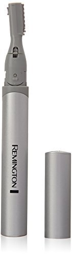 Remington MPT 3600 Battery Operated Dual Blade Pen Trimmer, Grey