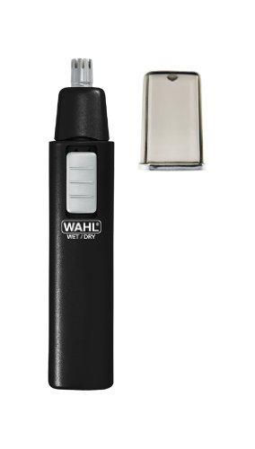 Wahl 5567-500 Cordless Ear, Nose & Brow Trimmer Black