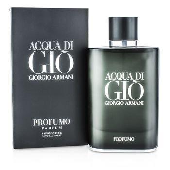 Giorgio Armani Acqua Di Gio Profumo Eau de Men Parfum, 125 ml
