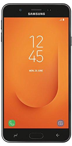 Samsung Galaxy J7 Prime 2 (Samsung SM-G611FZDFINS) 32GB Black Mobile