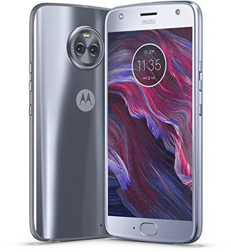 Moto X4 (Motorola Moto X4) 64GB 4GB RAM Sterling Blue Mobile