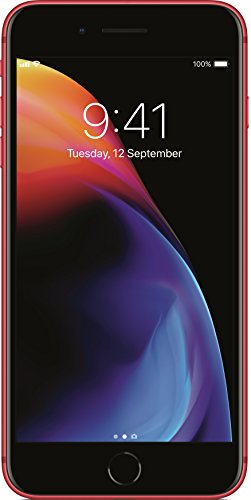 Apple iPhone 8 Plus 64GB Red Mobile, MQ8E2HN/A