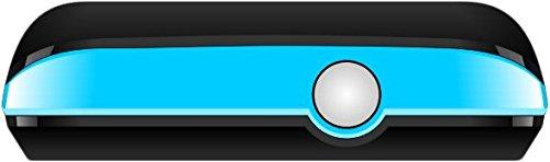 Karbonn K19 Rock (Black & Blue Mobile Mobile