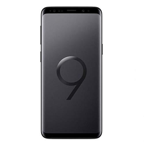 Samsung Galaxy S9 (256GB, 4GB RAM) Midnight Black Mobile