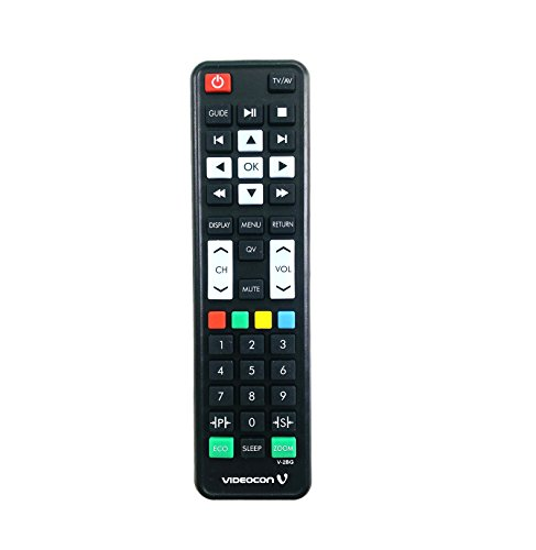 Videocon LCD TV Remote (Videocon TV Remote)