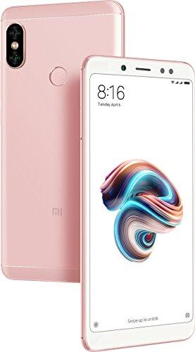 Xiaomi Redmi Note 5 Pro (64 GB, 4 GB RAM) Rose Gold Mobile