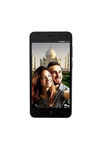 Intex Aqua Lions T1 Plus 16GB Black Mobile