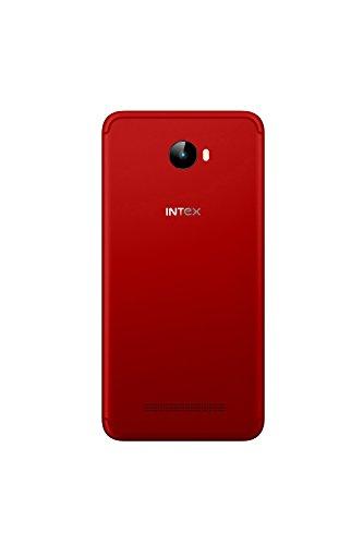Intex Aqua Lions T1 Plus 16GB Red Mobile