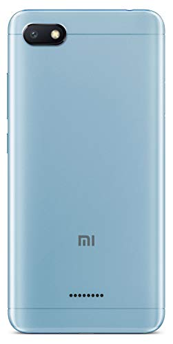Redmi 6A (2GB RAM, 32GB) Blue Mobile