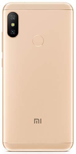 Redmi 6 Pro (64 GB, 4 GB RAM) Gold Mobile