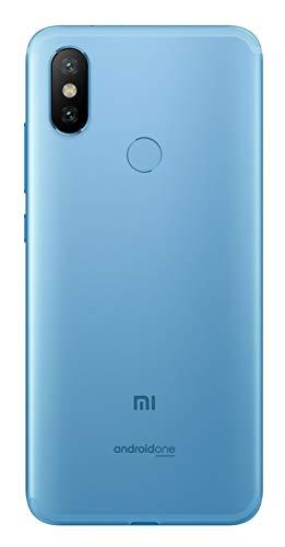 Xiaomi Mi A2 (64GB, 4GB RAM) Blue Mobile