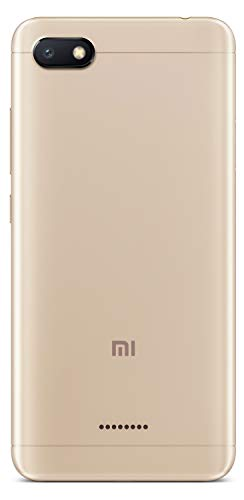 Redmi 6A (2GB RAM, 32GB) Gold Mobile