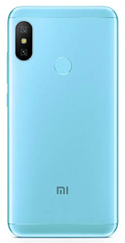 Redmi 6 Pro (32GB, 3GB RAM) Blue Mobile