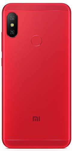 Redmi 6 Pro (64GB, 4GB RAM) Red Mobile