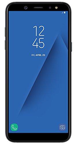 Samsung Galaxy A6 (Samsung SM-A600GZDHINS) 32GB Black Mobile