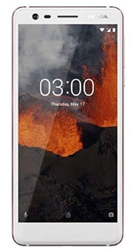 Nokia 3.1 (16 GB, 2 GB RAM) White Mobile