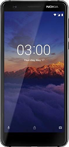 Nokia 3.1 (16 GB, 2 GB RAM) Black Mobile