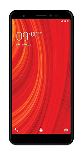 Lava Z61 (16GB, 1GB RAM) Black Mobile