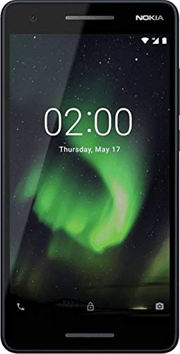 Nokia 2.1 (8 GB, 1 GB RAM) Blue & Copper Mobile
