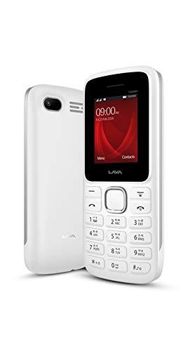 Lava Captain K2 (White & Grey Mobile Mobile