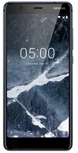 Nokia 5.1 (32 GB, 3 GB RAM) Blue Mobile