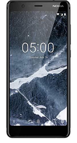 Nokia 5.1 (32 GB, 3 GB RAM) Black Mobile