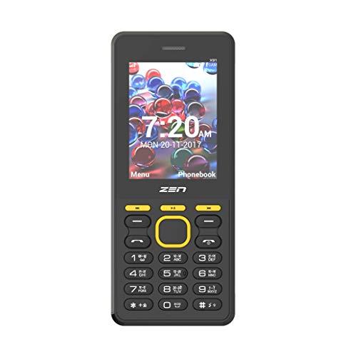 Zen X91 (Black & Yellow Mobile Mobile