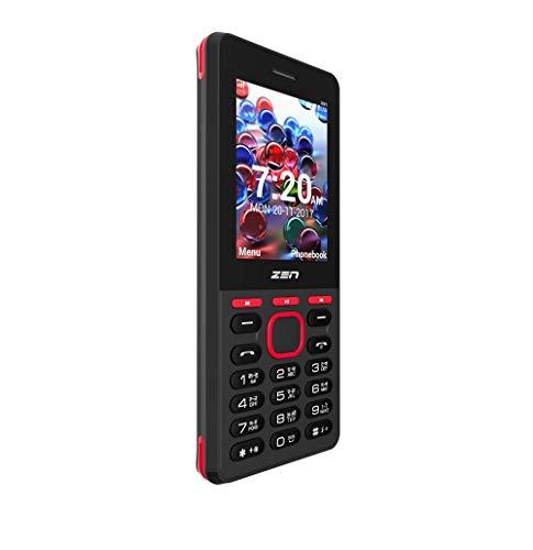 Zen X91 (Black & Red Mobile Mobile