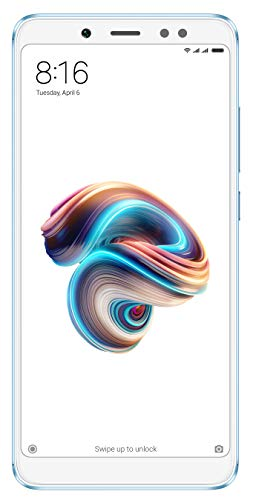 Xiaomi Redmi Note 5 Pro (64 GB, 4 GB RAM) Blue Mobile