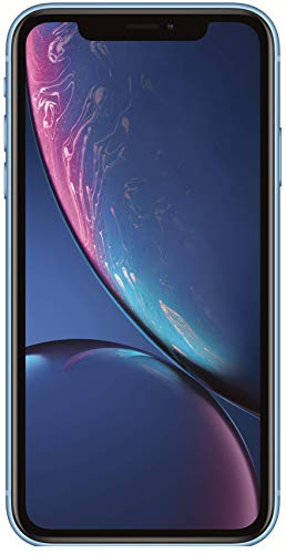 Apple iPhone XR (128GB, 3GB RAM) Blue Mobile