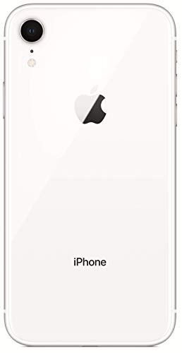 Apple iPhone XR (256GB, 3GB RAM) White Mobile