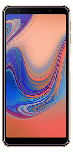 Samsung A7 2018 (64 GB, 4 GB RAM) Gold Mobile
