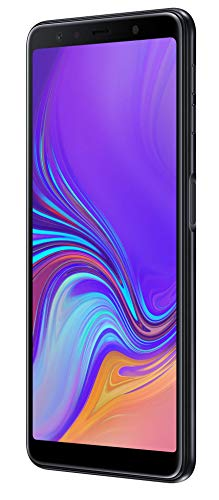 Samsung Galaxy A7 2018 (64 GB, 4 GB RAM) Black Mobile