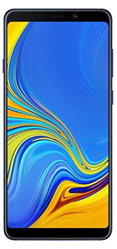 Samsung Galaxy A9 (128 GB, 6 GB RAM) Lemonade Blue Mobile