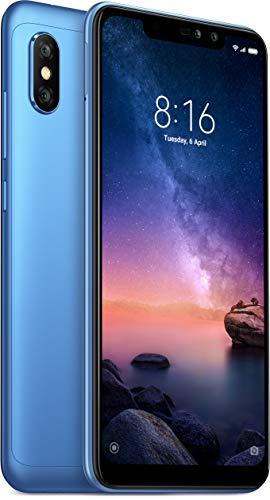Redmi Note 6 Pro (64 GB, 4 GB RAM) Blue Mobile