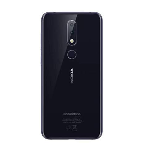 Nokia 6.1 Plus (64GB, 4GB RAM) Blue Mobile