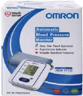 Omron HEM 7113 BP Monitor